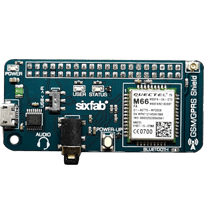 Sixfab GSM/GPRS Shield V1.5